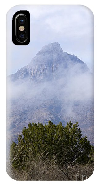 Mountain Cloaked IPhone Case
