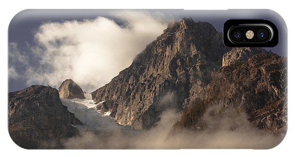 Mountain Clouds IPhone Case