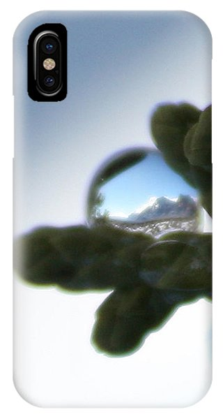 Mountain Dew Drop IPhone Case