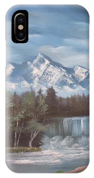 Mountain Dreams IPhone Case