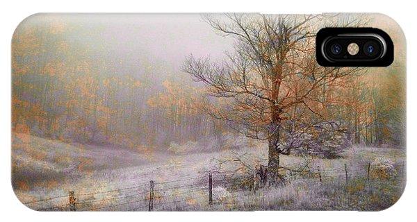 Mountain Mist II IPhone Case