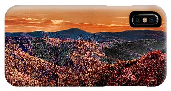 Mountain Of  Joy IPhone Case