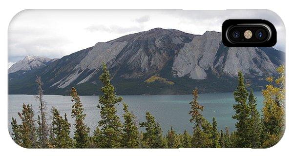 Mountain Photo  IPhone Case