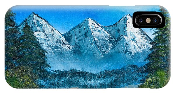 Mountain Pond Phone Case by Dave Atkins