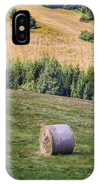 Mountain Sheaf. Italy IPhone Case
