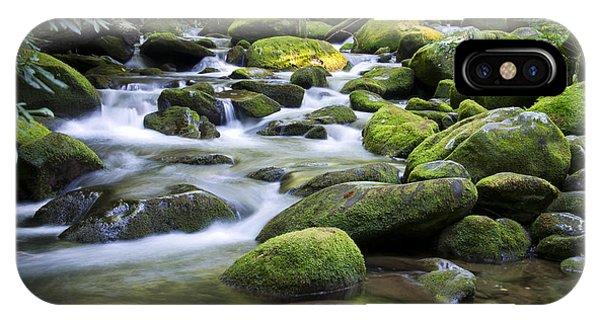 Mountain Stream 1 IPhone Case