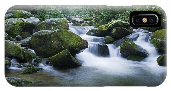 Mountain Stream 2 IPhone Case