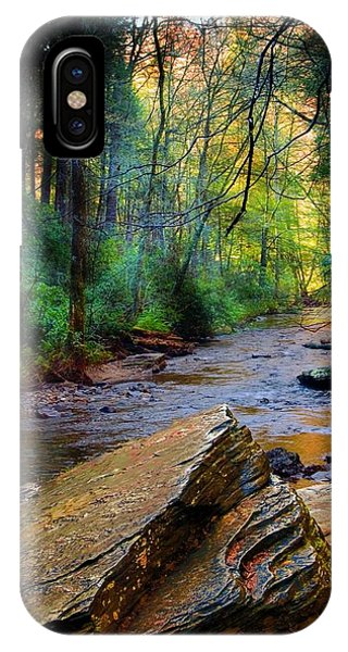 Mountain Stream N.c. IPhone Case