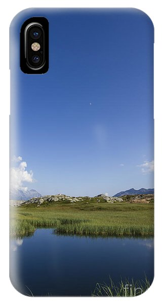 Mountain Swamp IPhone Case