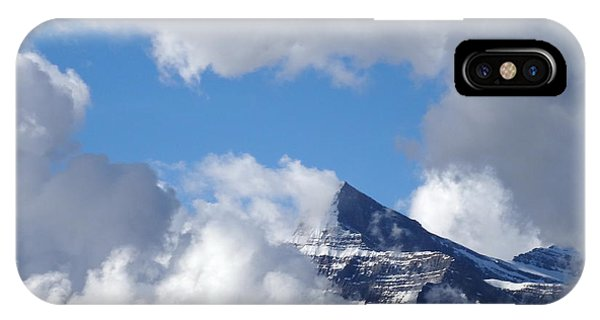 Mountain Top Experience IPhone Case