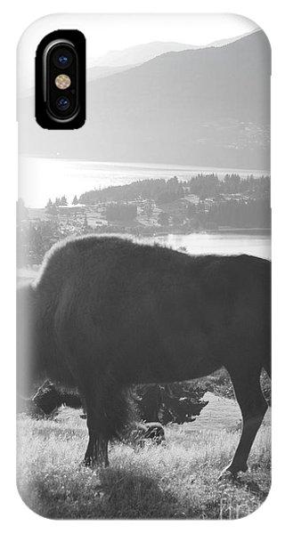 Mountain Wildlife IPhone Case