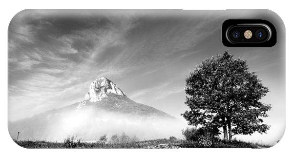 Mountain Zir IPhone Case