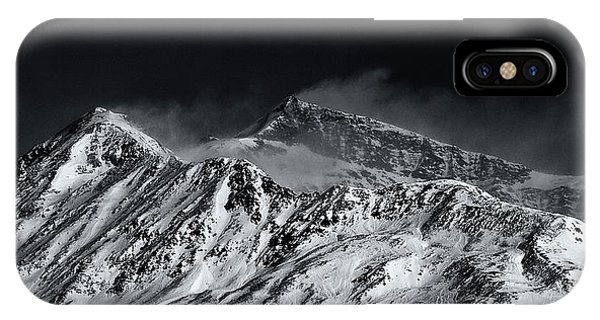 Mountainscape N. 5 IPhone Case
