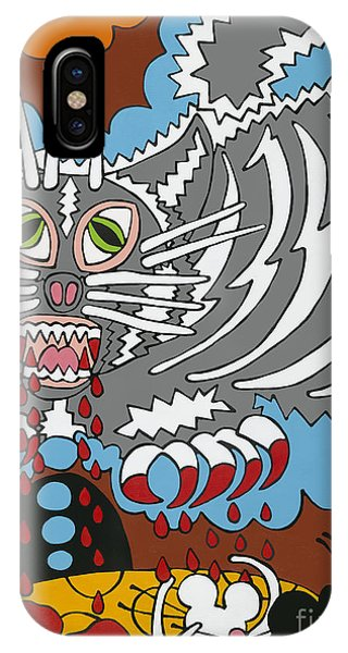 Mouse Dream IPhone Case