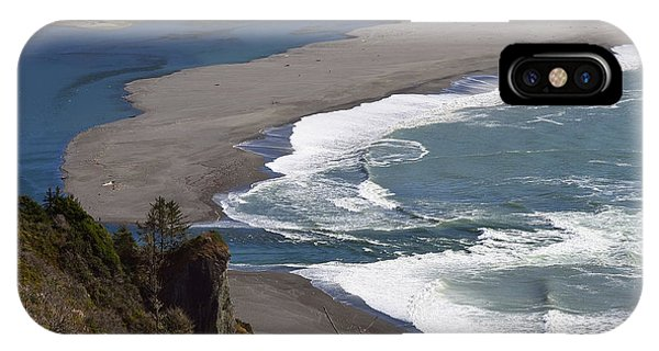 Mouth Of The Klamath IPhone Case