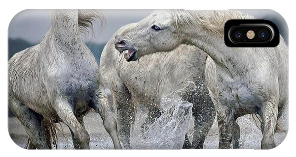 Action iPhone X Case - Move Over.... by Paul Keates