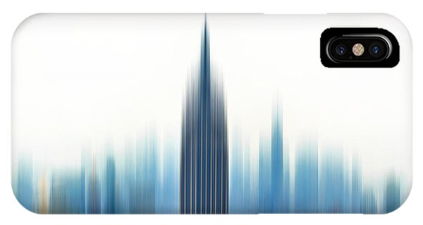 IPhone Case featuring the photograph Moving An Empire by Az Jackson