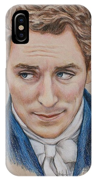 Mr. Nobley IPhone Case