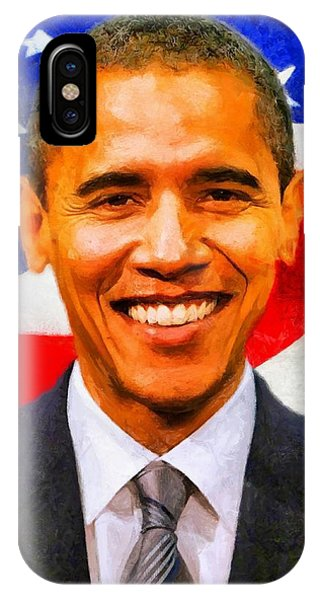 Mr. President IPhone Case