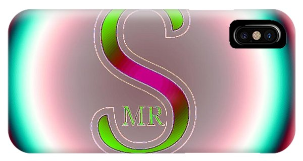 Design iPhone Case - Mr S by Candy Floss Happy