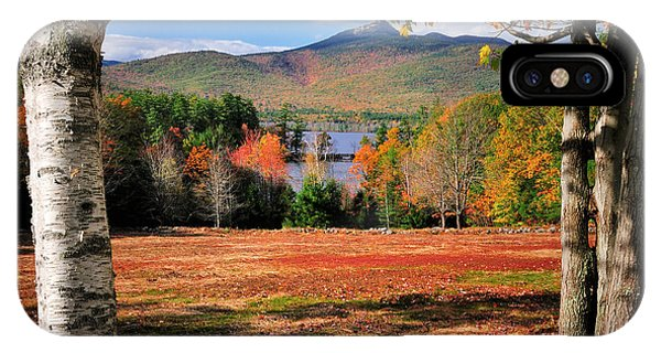 Mt Chocorua - A New Hampshire Scenic IPhone Case