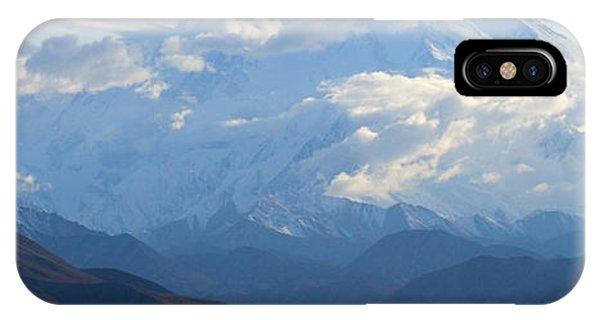 Mt. Denali IPhone Case