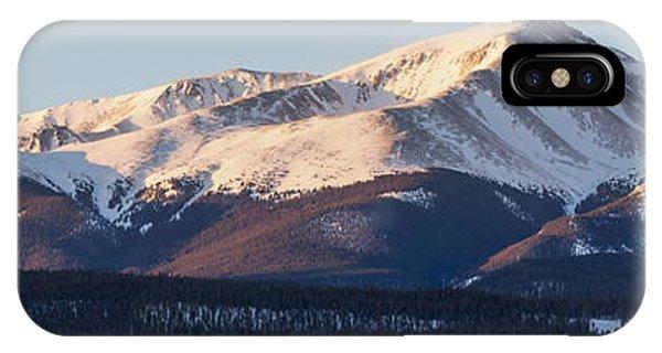 Mt. Elbert IPhone Case