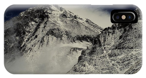 Mt Everest IPhone Case