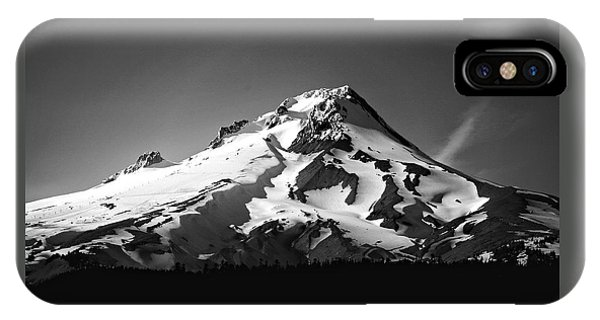 Mt. Hood Phone Case by Ron Latimer