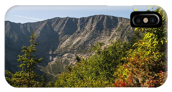 Mt. Katahdin From Hamlin Ridge IPhone Case