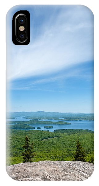 Mt Major View IPhone Case