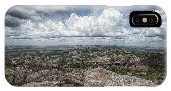 Mt. Scott IPhone Case