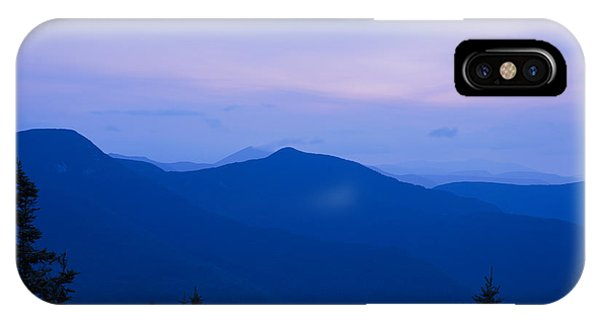Mt Tecumseh - Waterville Valley New Hampshire Usa IPhone Case