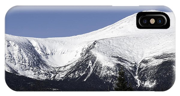 Mt Washington And Tuckerman's Ravine IPhone Case