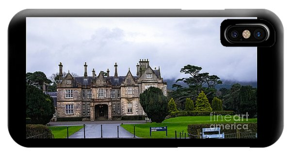 Muckross House IPhone Case