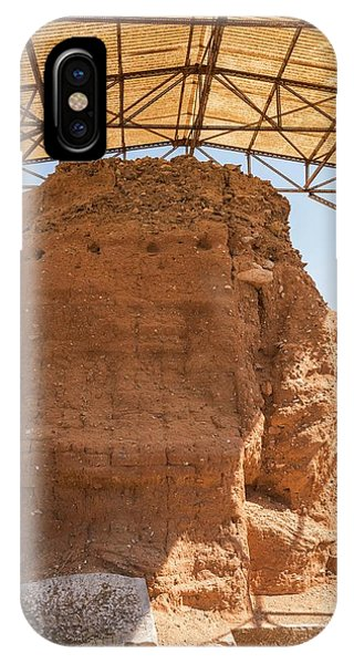 Mud-brick Wall Protection Phone Case by David Parker/science Photo Library