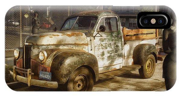 Mud Truck IPhone Case