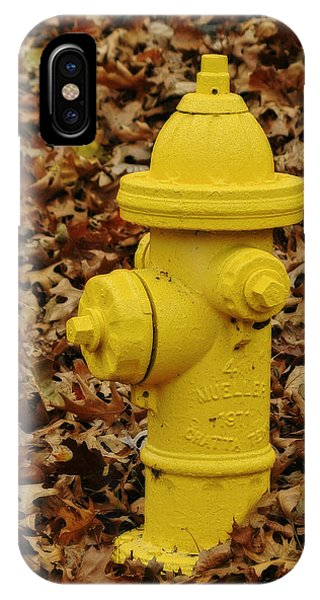 Mueller Fire Hydrant IPhone Case