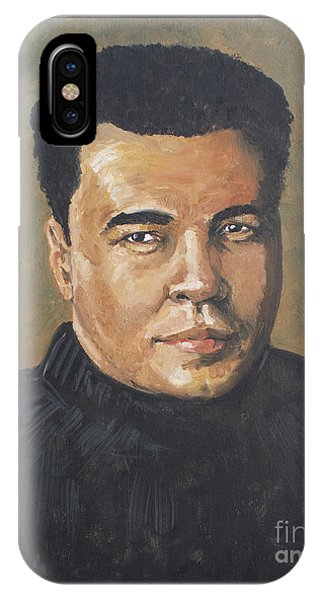 Muhammad Ali/the Greatest IPhone Case