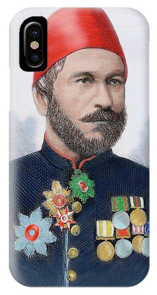 1877 iPhone Case - Muhammad Ali Pasha (b by Prisma Archivo