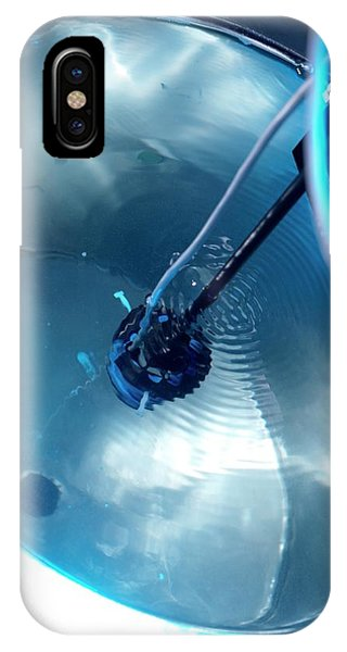 Npl iPhone Case - Multi-frequency Cavitation Vessel by Andrew Brookes, National Physical Laboratory/science Photo Library