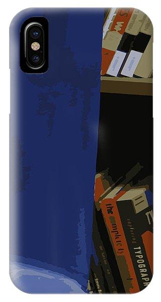 Multimedia Books IPhone Case