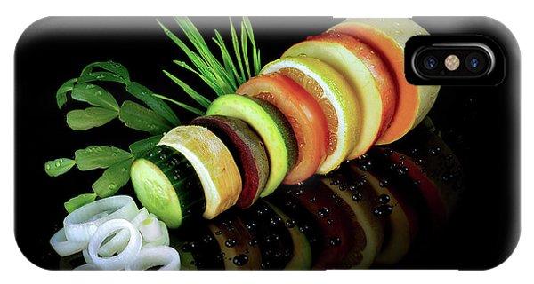 Fruit iPhone Case - Multivitamin by Dmitry Skvortsov
