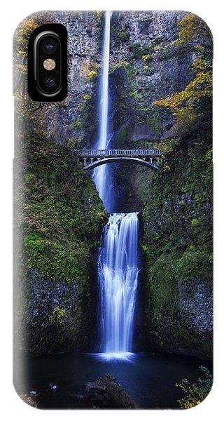 Multnomah Falls IPhone Case