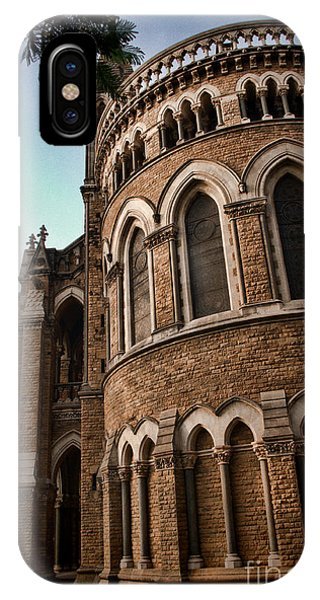 Mumbai University IPhone Case