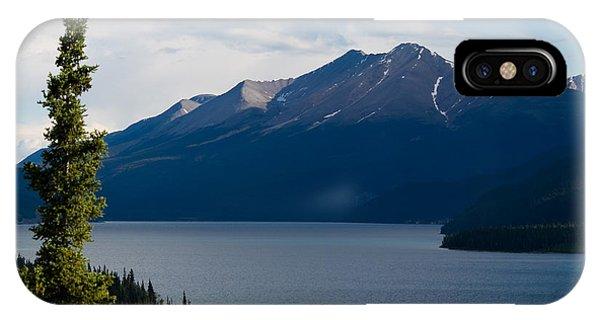 Muncho Lake IPhone Case