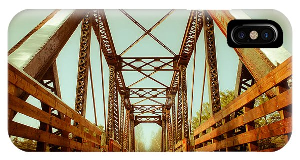 Munger Trail Crossing IPhone Case