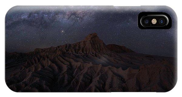 Australia iPhone Case - Mungo National Park by Jingshu Zhu