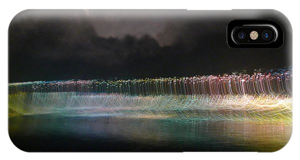IPhone Case featuring the photograph Munro River Reflections 4 by Richard Reeve