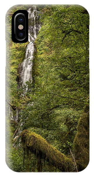 Munson Creek Falls IPhone Case